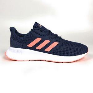 Adidas RunFalcon Blue Pink Running Shoes F36271
